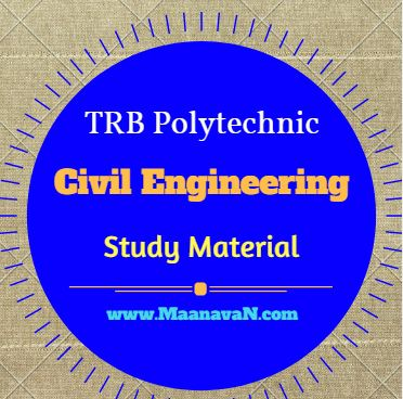 Photo of TRB Polytechnic Civil Engineering Study Matereial