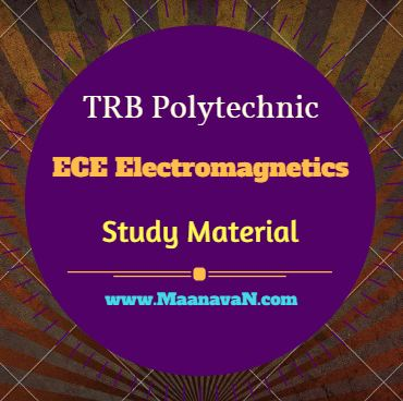 Photo of TRB Polytechnic ECE Electromagnetics Study Material
