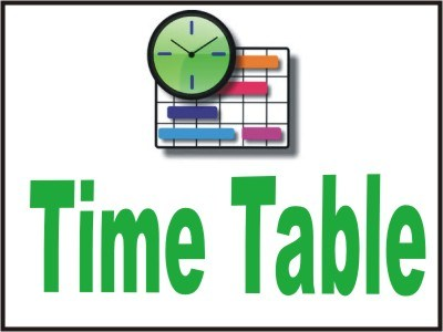 TNPSC CCSE 4 Exam Time Table 4th Week