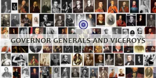 Governor Generals of India