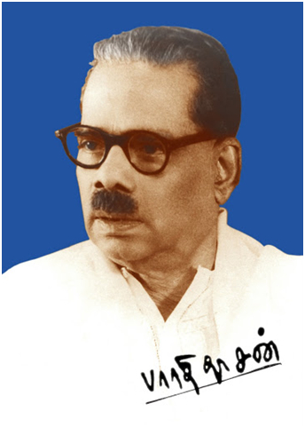 Tamil Poets and Poets