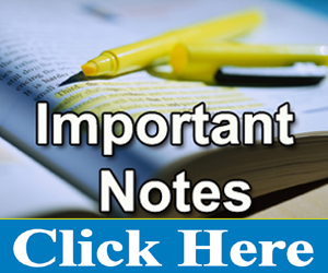 Photo of Exam Related Important Study Material PDF Download