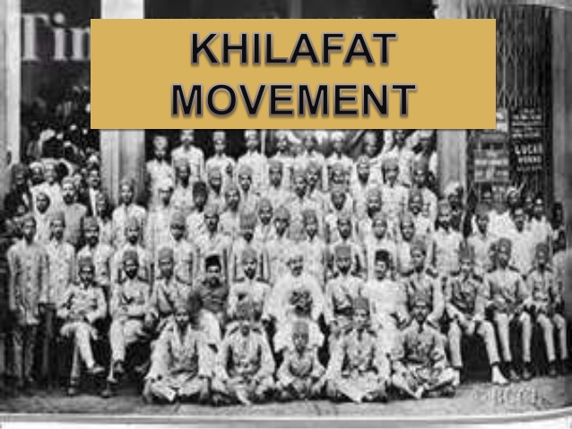 The Khilafat Movement
