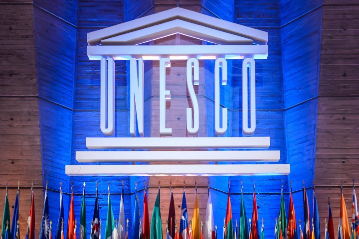 UNESCO Approved Major Icons & Years