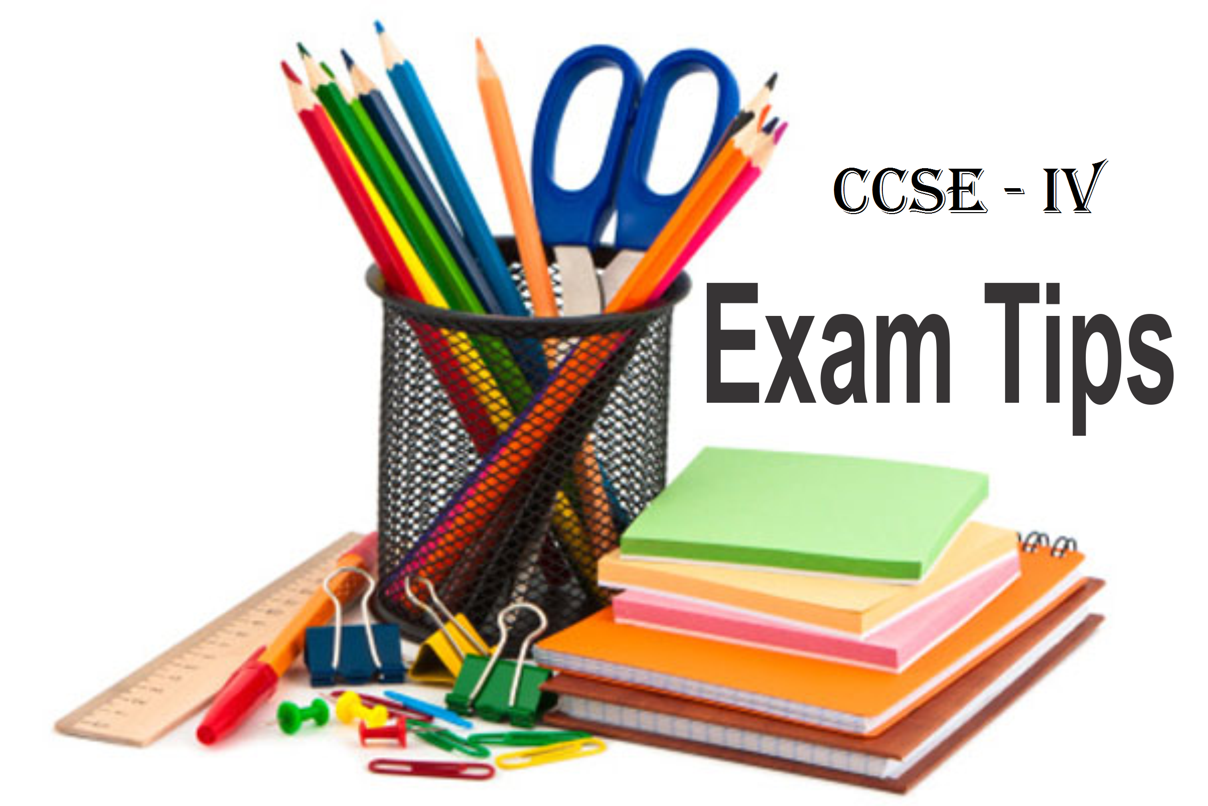 TNPSC CCSE 4 Exam Super Tips