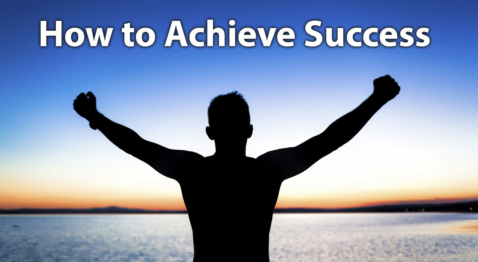 How to Achieve Success in Life and Exam