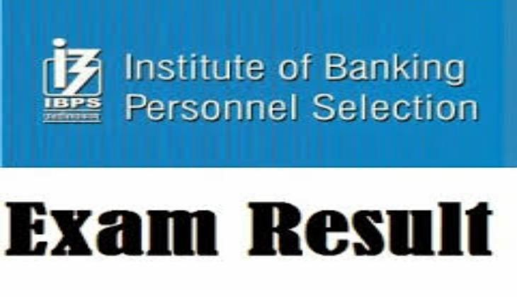 IBPS PO Prelims Exam 2017 Result Published