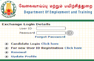 TN VelaiVaaippu Employment Renewal information