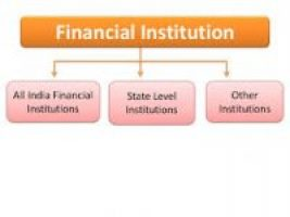 Photo of Financial Institutions In India PDF Download