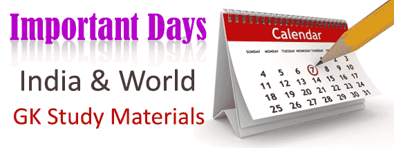 Most Important Days in the World