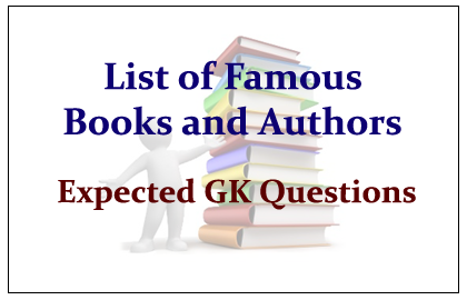 The Famous Books and Authors