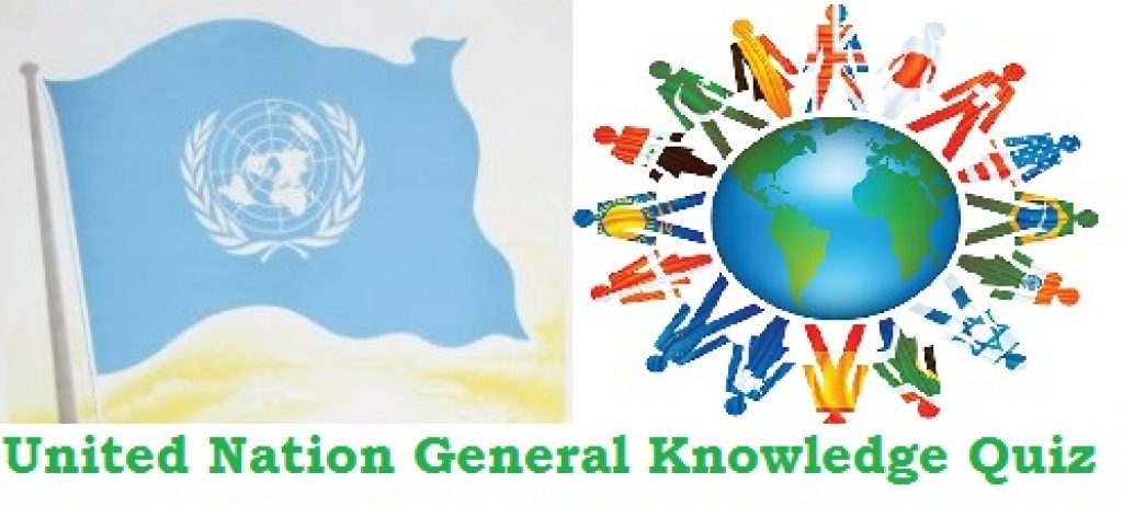 GK Questions On United Nations