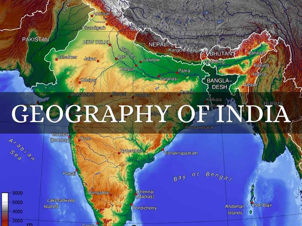 Indian Geography Notes