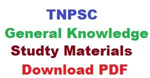 General Knowledge Information