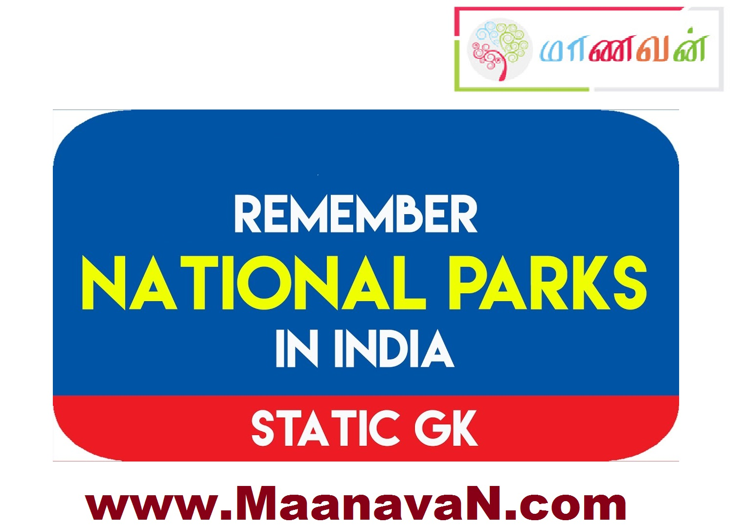 Photo of Remember National Parks in India Exam Study Material