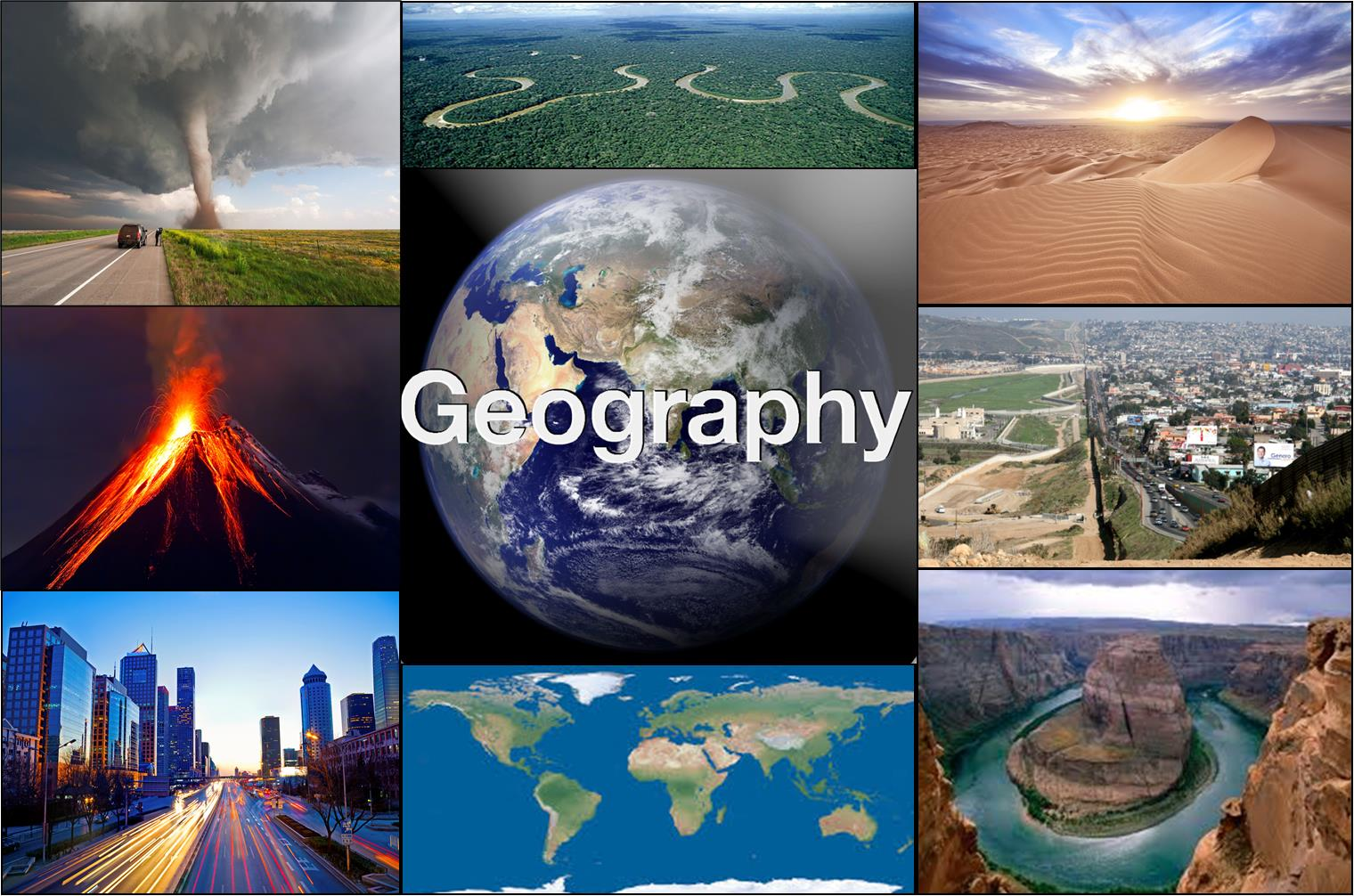 CCSE 4 Exam Geography Materials