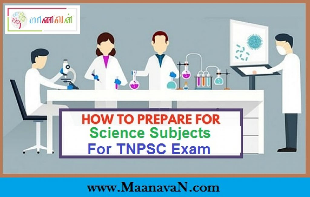 How To Prepare For Science Subjects