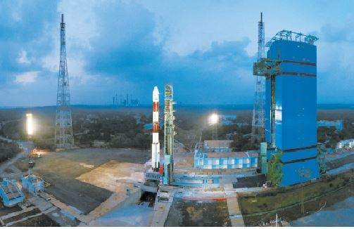 ISRO Satellite Launch First Mission of 2018