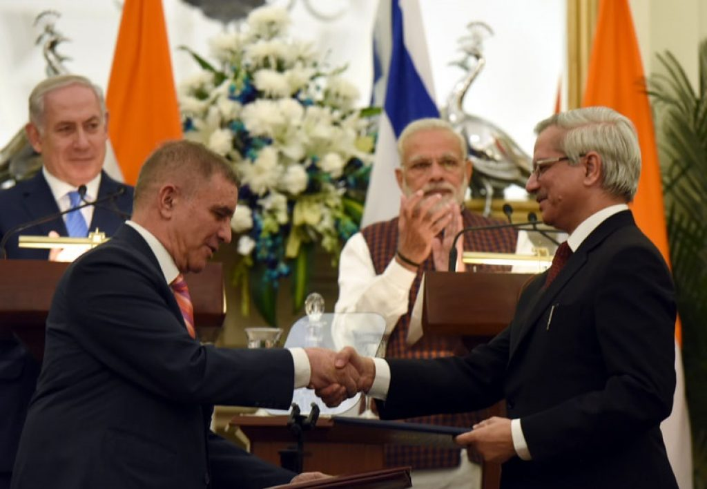 MoUs Signed Between India And Other Nations 2018