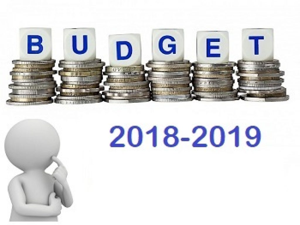 Important Schemes In Union Budget (2018-2019)