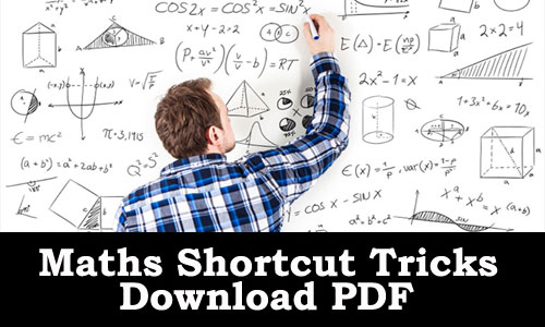 Maths Study Materials Shortcut,Maths Study Material PDF Free