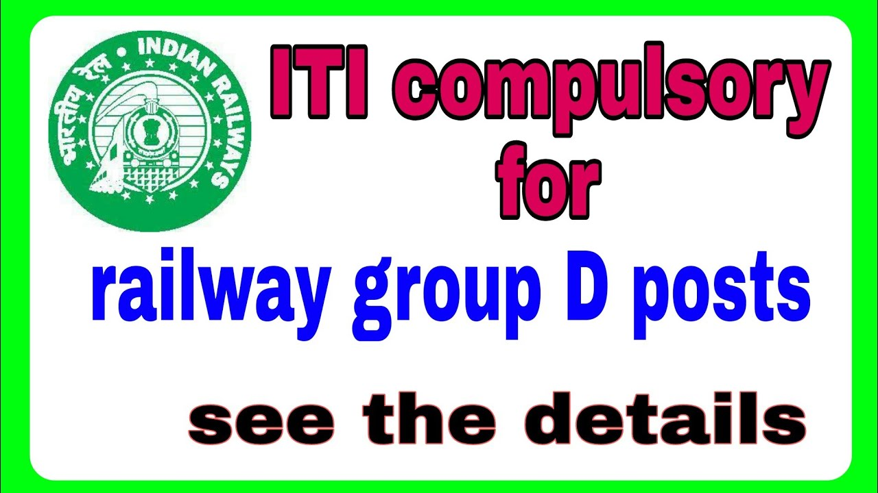RRC Railway Group D Exam Full Details