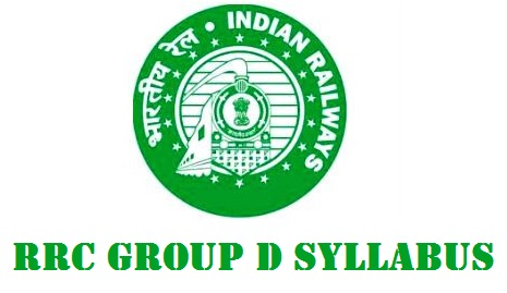 RRC Railway Group D Exam Syllabus