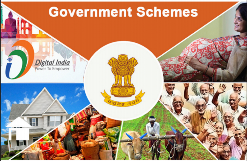 Latest Government Schemes In India