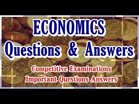 Photo of TNPSC Group 2 Exam Economics Question and Answer