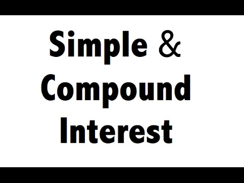 simple & compound interest tricks