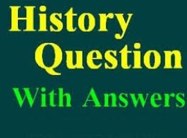 Photo of List of Important History, Polity, Geography Questions In PDF Download