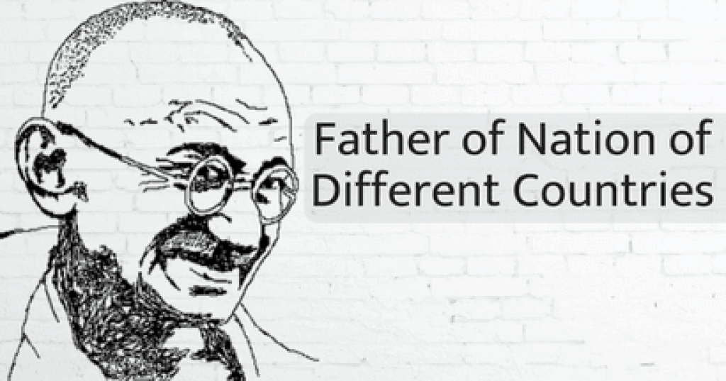 Father Of Nation Of Different Countries